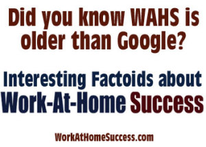 Interesting WAHS Factoids