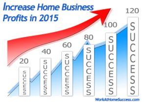 How to Increase Home Business Profits in 2015