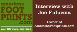 Joe Fiduccia AmericasFootprints.com