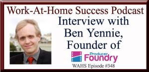 Ben Yennie ProducerFoundry.com
