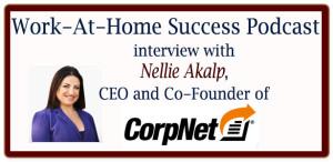 WAHS Podcast #357 Nellie Alkalp CorpNet.com