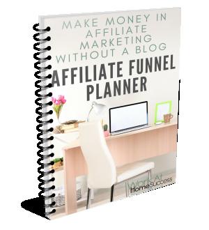 Affiliate Funnel Planner