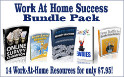Work At Home Success Bundle Pack