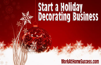 Start a Holiday Decorating Business