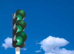 traffic lights