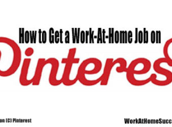 How To Get a Job On Pinterest