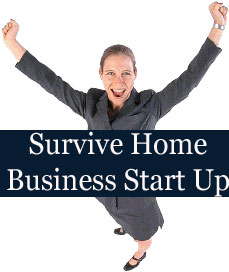 Survive Home Business Start Up