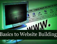 Basic Web Building