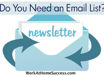 Do You Need an Email List?