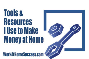Tools and Resources I Use to Work At Home