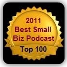Small Biz Trends 100 Top Podcast