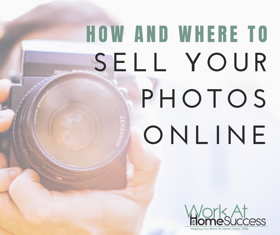How and Where to Sell Your Photos Online