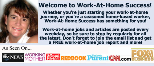 Welcome to Work-At-Home Success