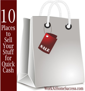 10 Places to Sell Your Stuff for Quick Cash