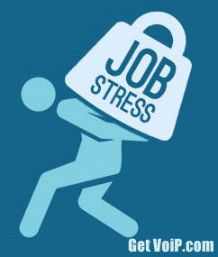 Job Stress is Making You Sick