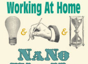 What NaNoWriMo Can Teach About Working At Home