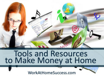 Tools and Resources to Help You Work At Home