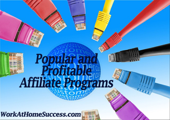 Popular and Profitable Affiliate Programs