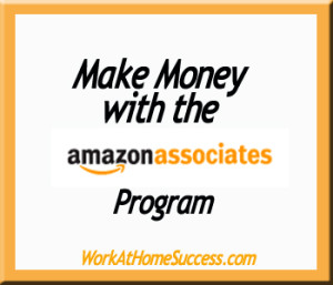Make Money with Amazon Associates Program