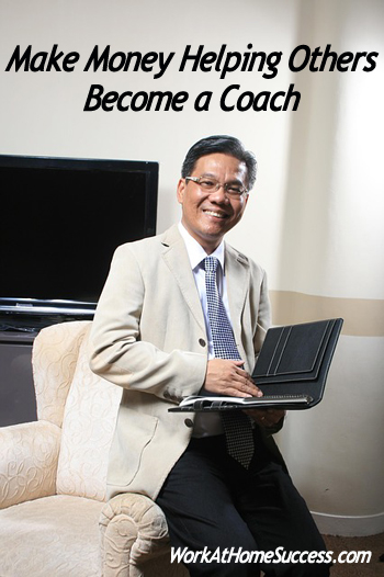 Work At Home As a Coach