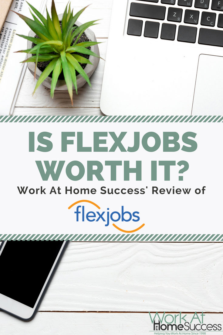 Review and overview of the Flexjob work-at-home database, including its features, work-at-home job listings, job search tools and more. Plus find out how you can save 10% to 30% on a Flexjob subscription.