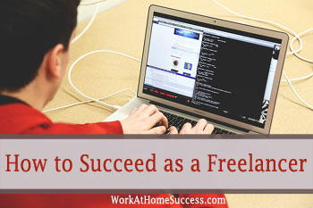 How to Succeed as a Freelancer