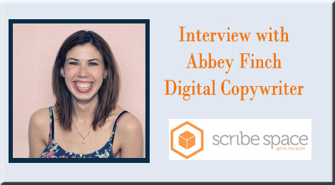 Interivew with Abbey Finch Scribe Space