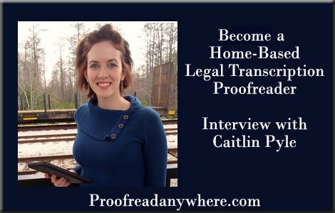 Caitlin Pyle Proofreadanywhere.com