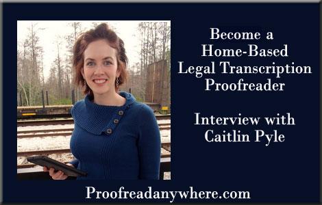 Caitlin Pyle Proofreadanywhere.com
