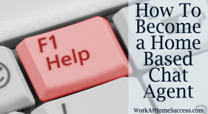 How to Become a Home Based Chat Agent