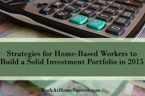 Investing for Home-Based Workers
