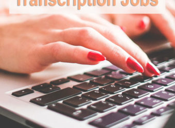 8 Places to Find Work-At-Home Transcription Jobs