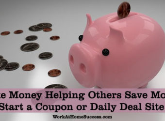Start a Coupon or Daily Deal Site