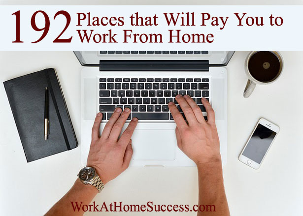 192 Places to Work At Home