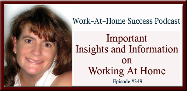 WAHS #349 Insights and Information on Working At Home