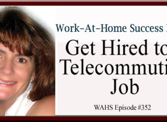 Get Hired to a Telecommuting Job