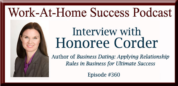 Honoree Corder: Business Dating
