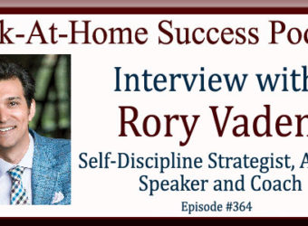 Rory Vaden Procrastinate on Purpose