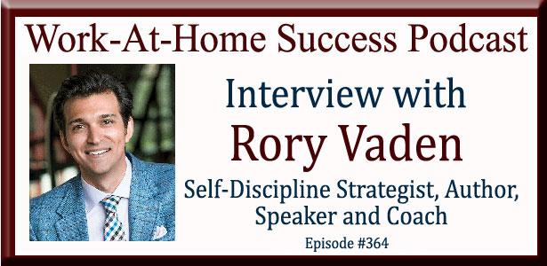Rory Vaden Procrastinate on Purpose