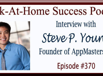 WAHS Interview with Steve P. Young of AppMasters.co