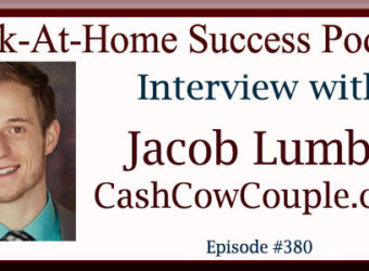 Interview with Jacob Lumby CashCowCouple.com