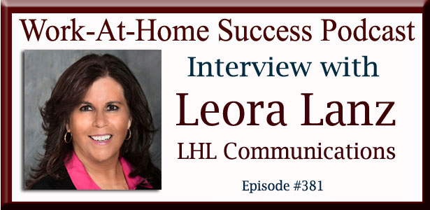 Interview with Leora Lanz of LHL Communications