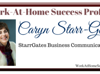 Work-At-Home Success Profile