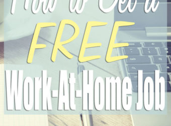 How to Get Free a Work-At-Home Job