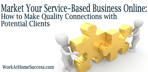 Market Your Service Business Online