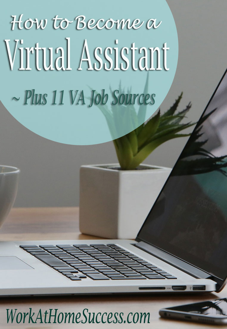 How to Become a Virtual Assistant Plus 11 VA Job Sources