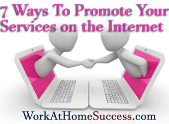 7 Ways to Promote Your Service on the Internet