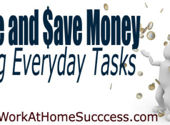 Make and Save Money Doing Everyday Tasks