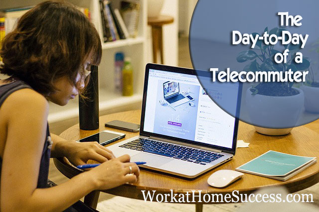 Day to Day of a Telecommuter