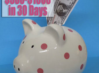 Realistic Ways to Earn $500 to $1000 in 30 Days